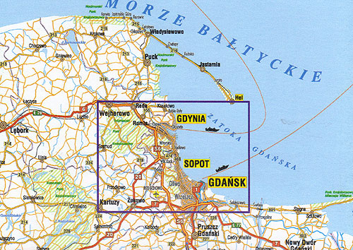 Trojmiasto I Okolice Naszesudety Pl Sudecka Ksiegarnia Wysylkowa